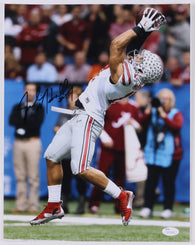 Jalin Marshall Signed Ohio State Buckeyes 11x14 Photo (JSA)