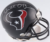 Bill O'Brien Signed Houston Texans Mini Helmet (TriStar)