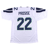 C.J. Prosise Rookie Signed Seattle Seahawks Jersey (Beckett)
