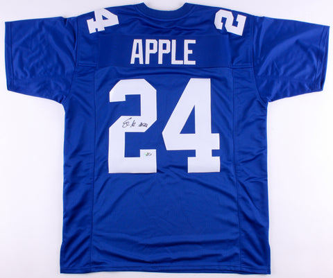 Eli Apple Signed New York Giants Jersey (First Class)