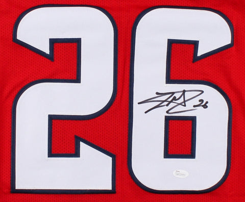 new product dbae1 a62e0 Lamar Miller Signed Houston Texans Jersey (JSA) – Miller ...