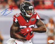 Tevin Coleman Atlanta Falcons Signed 8x10 Photo (TSE)