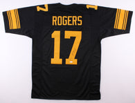 Eli Rogers Signed Pittsburgh Steelers Color Rush Jersey (JSA)