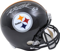 Heath Miller Signed Pittsburgh Steelers Mini Helmet (TSE)