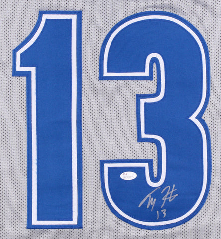 premium selection bf370 268e7 T. Y. Hilton Signed Indianapolis Colts Rare Custom Jersey ...