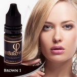 Brown 1 SUP Microblading Colour Pigment 10ml