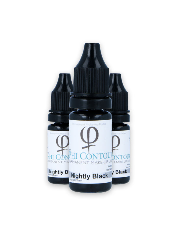 PhiContour Nightly Black 10ml