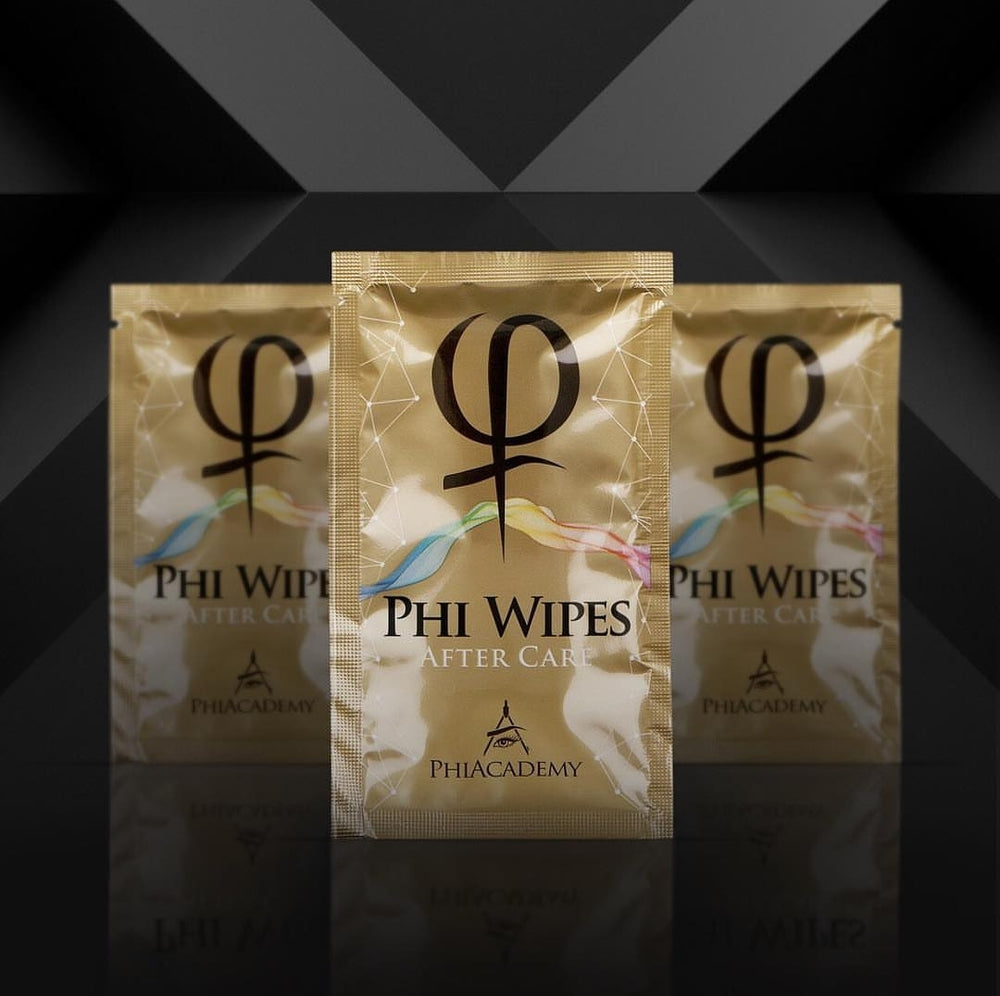 Phi Wipes After Care 5/1 box