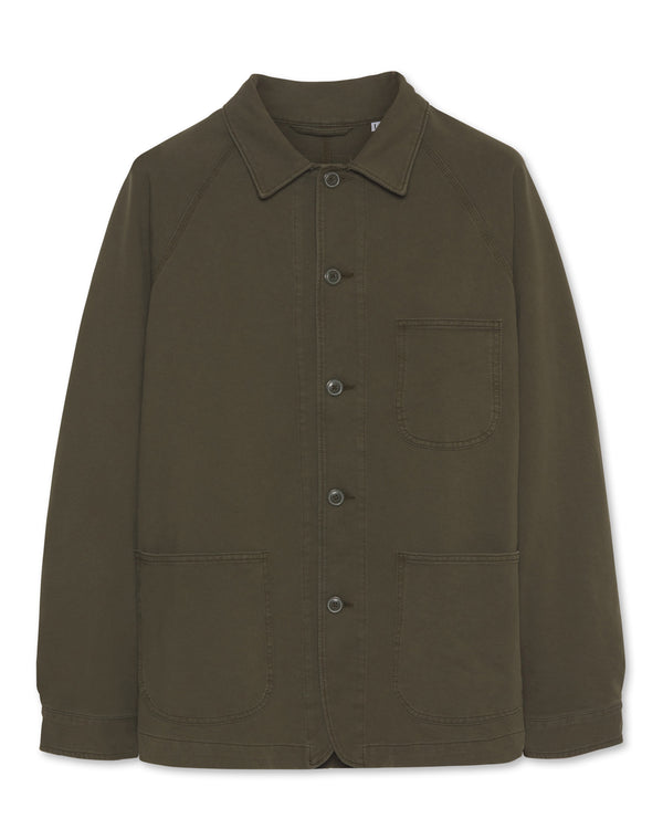 Work Jacket (Limited Edition) - Deep Olive
