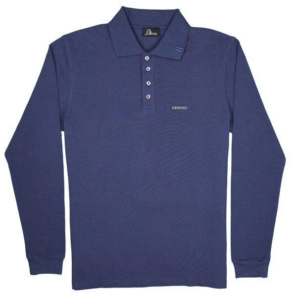 The Original Polo - Long Sleeve - Navy