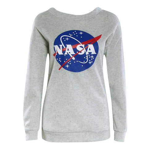 📍NASA CREWNECK SWEATSHIRT