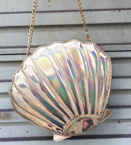 📍MERMAID SHOULDER BAG 🌈