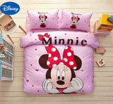 📍MINNIE COMFORTER BED SET (FULL QUEEN)