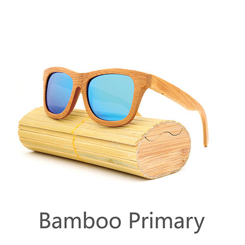 📍WOODEN (BAMBOO) SUNGLASSES