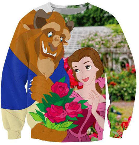 📍 BEAUTY AND THE BEAST JOGGER
