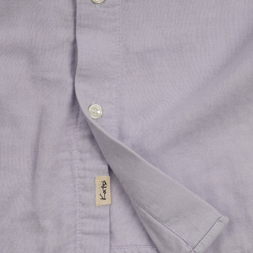 Ripper Shirt - Double Gauze Lavender
