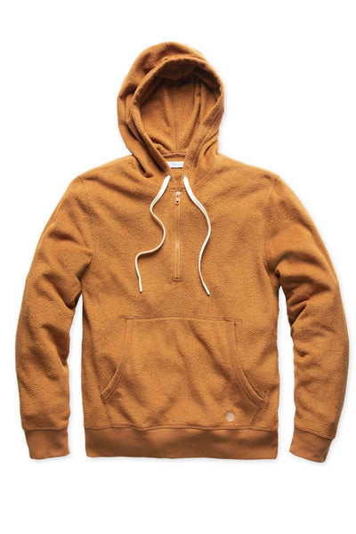 sustainable hoodie made with kangaroo pockets