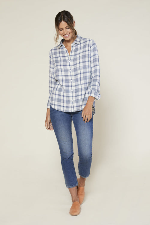 Costa Double Weave Shirt