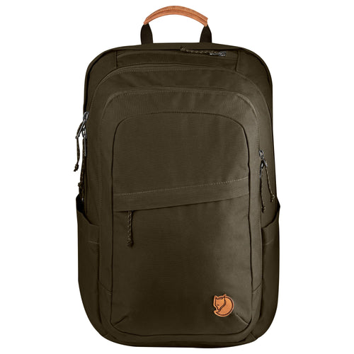 "Raven 28"" Backpack - dark olive"