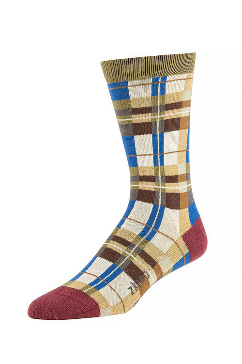 Organic cotton socks made in America with low impact dyes and cotton grown in the Carolinas
