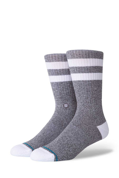 A classic sock reaching mid calf.  Lightweight sock offering a breathable barrier between shoe and foot.  Combed cotton blend.