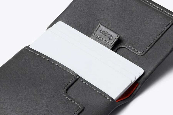 Bellroy Slim sleeve wallet with 3 year warranty