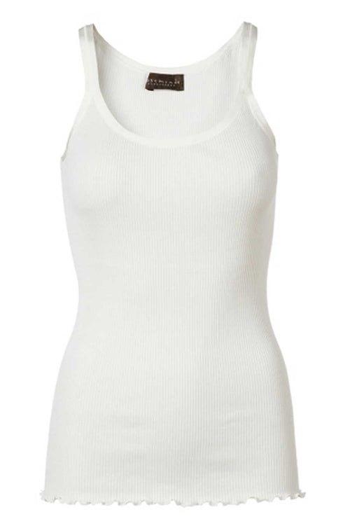Rosemunde Belle strap tank top made from recycled poly