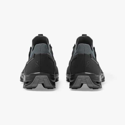 Cloudventure Peak - Black | Rock (mens)