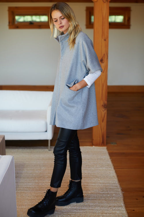 Layering Jacket - grey
