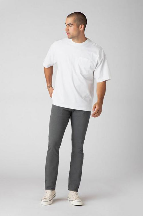 The J Brand Tyler is a tapered fit 5 pocket pant, cut like a jean and made from super soft French Terry, with a touch of stretch for the most comfortable wear.  Wear them like a jean, or if need be, as a pant for dressier look.