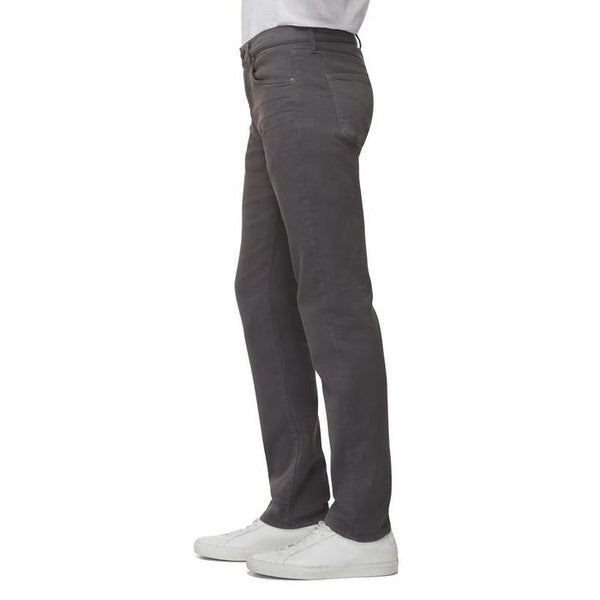 A slim straight fit. The Kane sits on the hips with a mid rise. Made from the softest French Terry fabric.