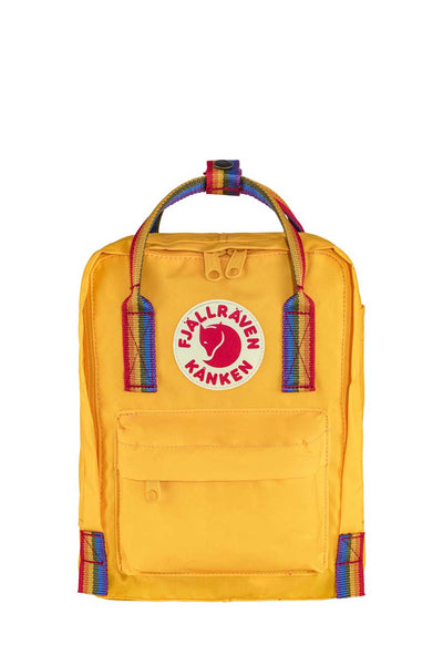 With the rainbow design, Fjallraven celebrates diversity, acceptance and equality.