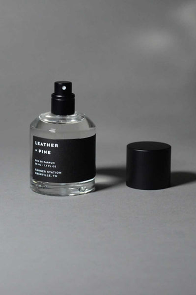 Leather & Pine Eau de Parfum