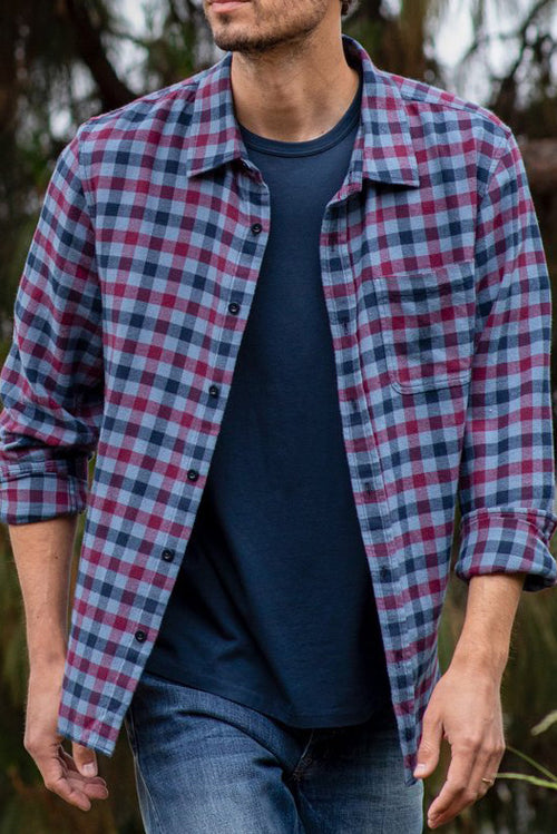 Trans Flannel