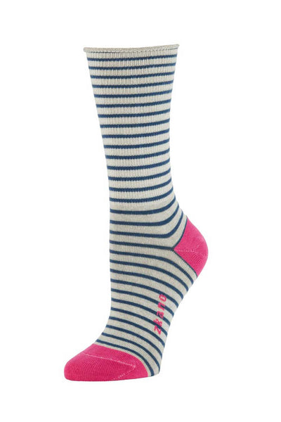 Zkano is an American made clothing brand which makes fashionable and fun to wear organic cotton socks.  Made with certified organic cotton blend Made in Alabama, USA