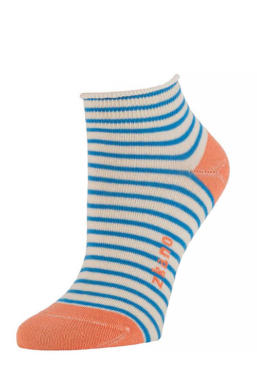 Zkano is an American made clothing brand which makes fashionable and fun to wear organic cotton socks.