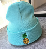 Pineapple Beanies - Genuine Caps