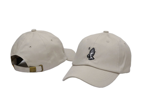 3d4e73a0 Praying Hands Dad Hat - Genuine Caps