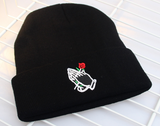 Hand Rose Beanies - Genuine Caps