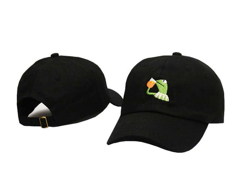 None Of My Business Dad Hat - Genuine Caps