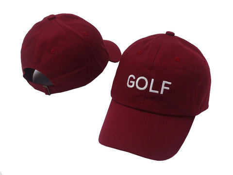 Golf Dad Hat - Genuine Caps