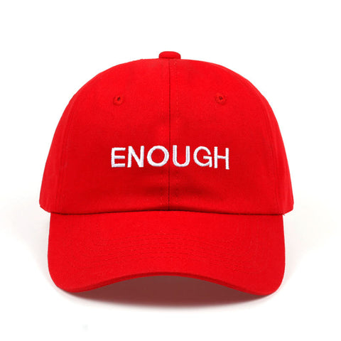 Enough - Genuine Caps