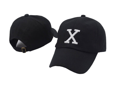 Malcolm X Dad Hat - Genuine Caps