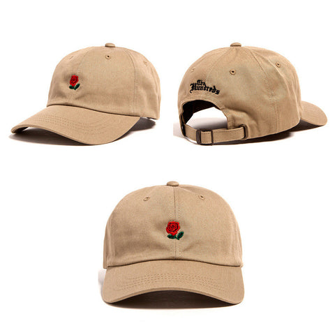 Rose Dad Hat - Genuine Caps