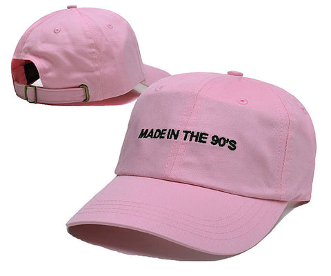 Made In The 90's Dad Hat - Genuine Caps