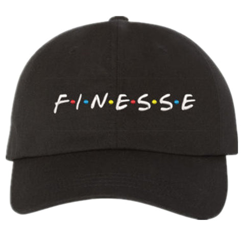 Finesse Dad Hat - Genuine Caps