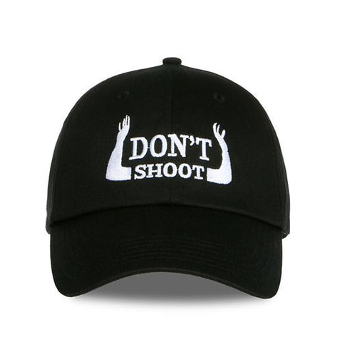 Don't Shoot Dad Hat - Genuine Caps