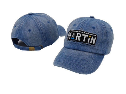 Martin Dad Hat - Genuine Caps
