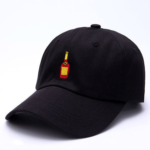 Henny Bottle Dad Hat - Genuine Caps