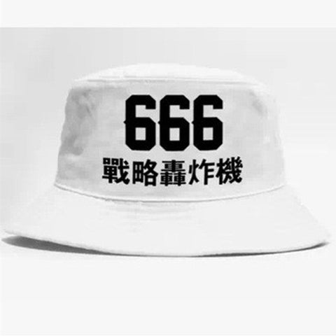 666 Bucket Hat - Genuine Caps